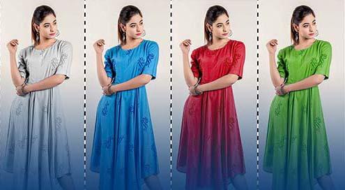 Color-change-dress